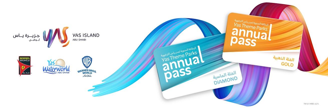 Yas Theme Parks Annual Pass