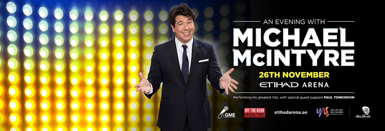 An Evening with Michael McIntyre