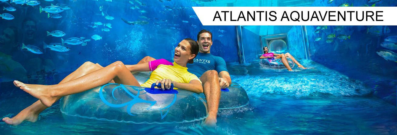 Atlantis Aquaventure & Lost Chambers Aquarium