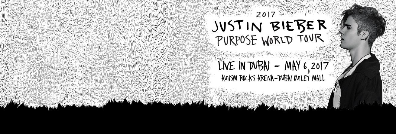 Justin Bieber- The Purpose World Tour