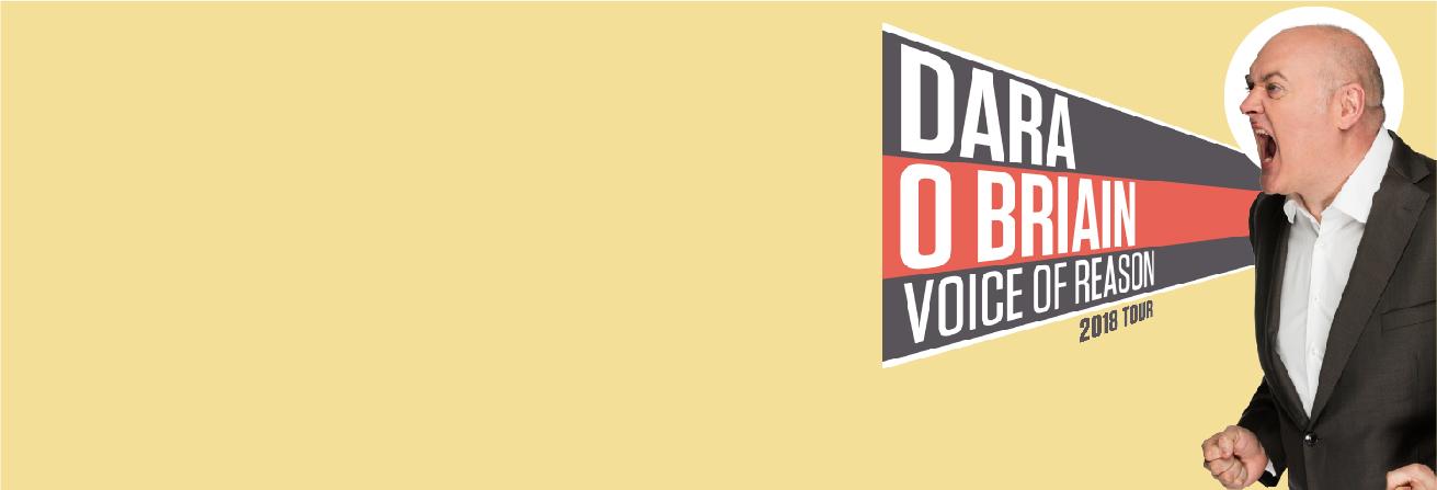 DXBLaughs: Dara O'Briain Voice Of Reason