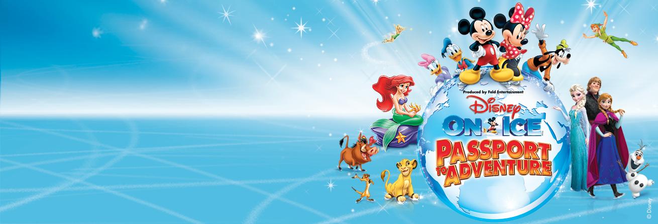 Disney On Ice-Passport to Adventure
