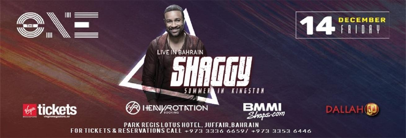 Shaggy Live in Bahrain