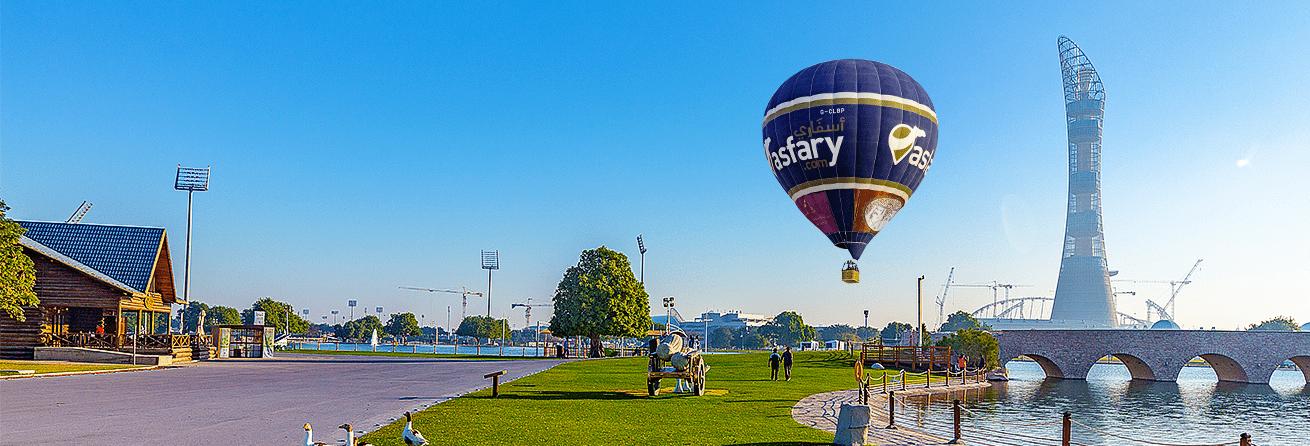 Asfary Hot Air Balloon