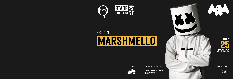 Stage 25º51º Presents: Marshmello