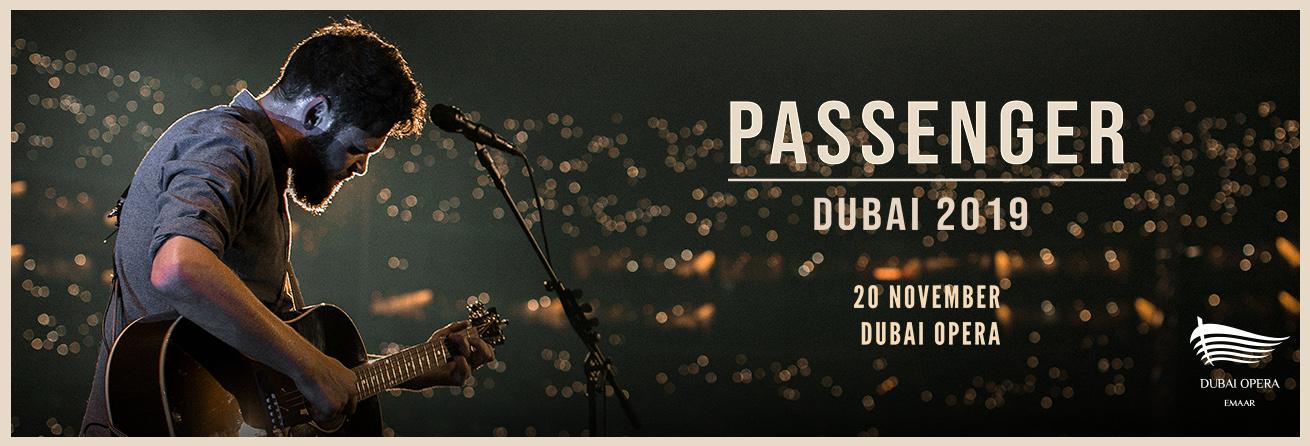 Passenger Live in Dubai