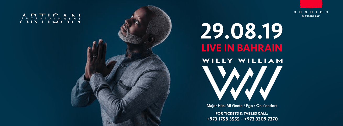 Willy William live at Bushido
