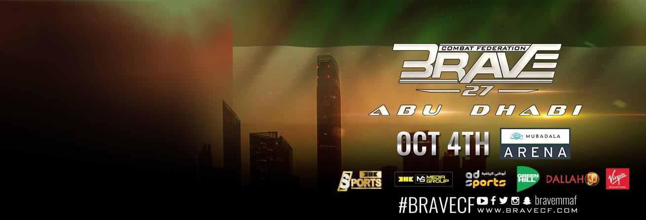 Brave 27 Abu Dhabi