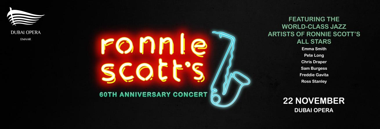 Ronnie Scott Live - 60th Anniversary Concert
