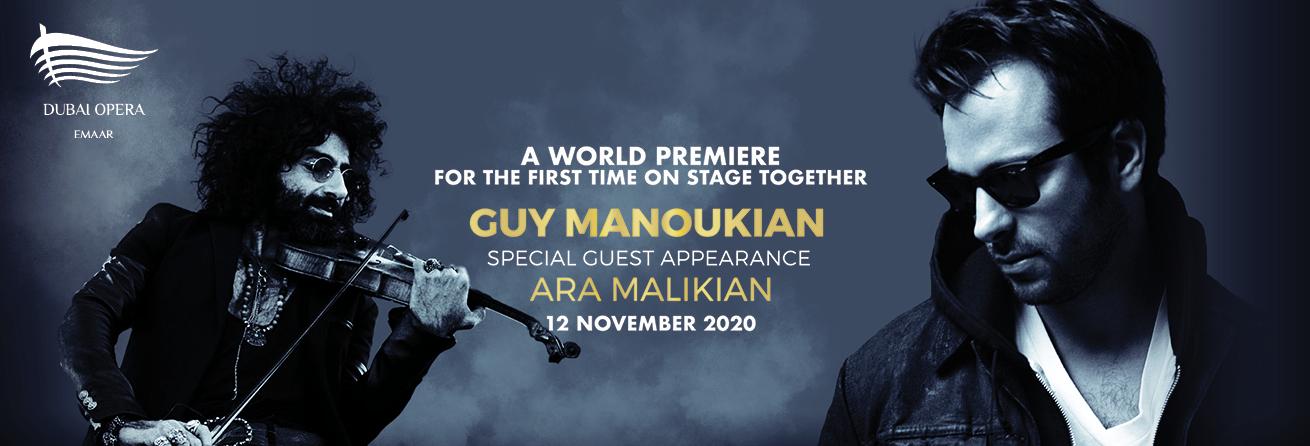 Guy Manoukian & Ara Malikian