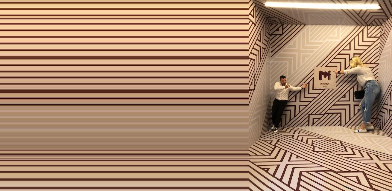 Museum of Illusions Dubai