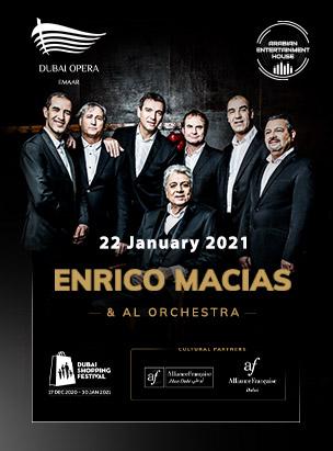 Enrico Macias poster