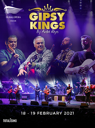 Gipsy Kings by André Reyes poster