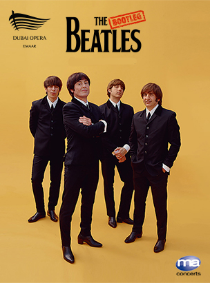 The Bootleg Beatles poster
