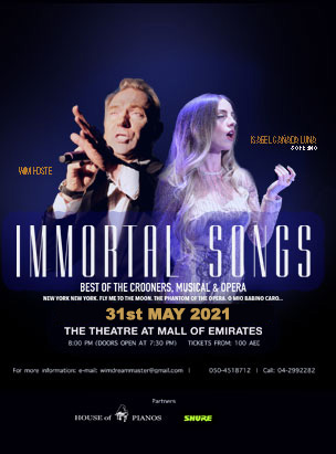 Immortal Songs poster