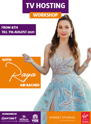 TV Hosting and Entertainment shows by Raya Abiracid poster