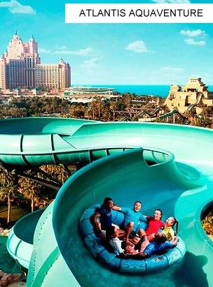 Atlantis Aquaventure & Lost Chambers Aquarium poster