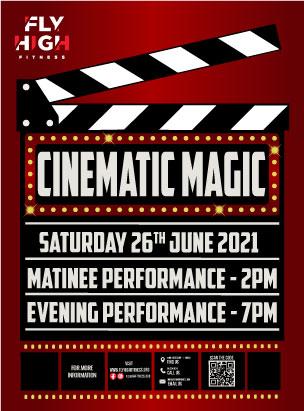 Cinematic Magic poster