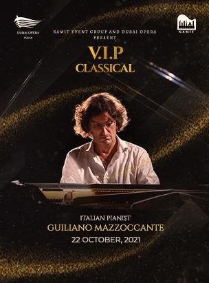 V.I.P Classical – Guiliano Mazzoccante  poster