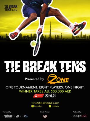 Tie Break Tens poster