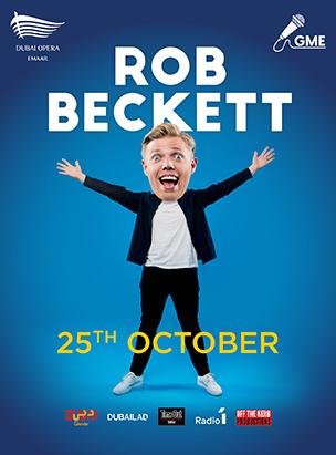 Rob Beckett poster