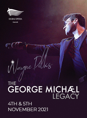 The George Michael Legacy poster