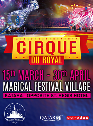 Cirque du Royal  poster