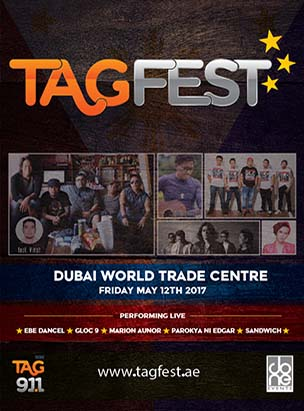 TagFest  poster