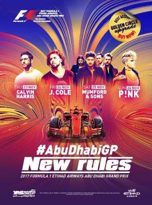 2017 Etihad Airways Abu Dhabi Grand Prix