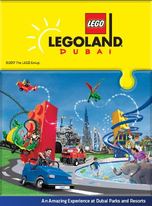 LEGOLAND® Dubai and LEGOLAND® Water Park