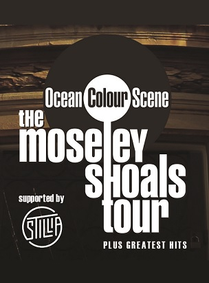 The Ocean Colour poster