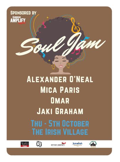Soul Jam  poster