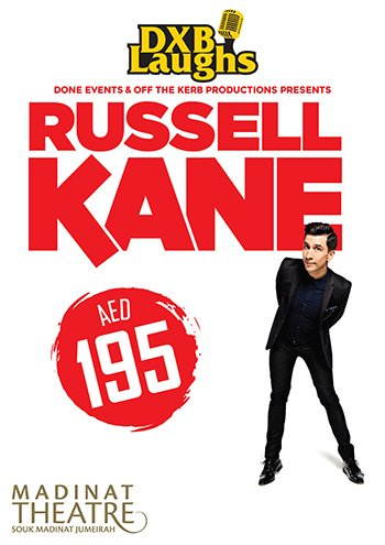 DXBLaughs: Russell Kane