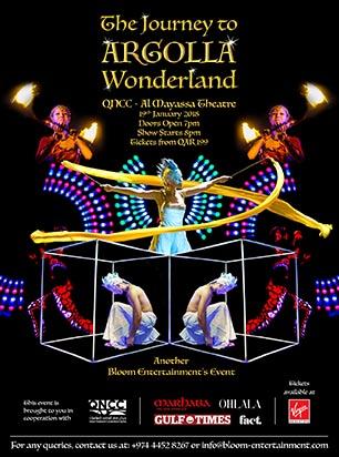 The Journey to Argolla Wonderland الرحلة الى أرجولا بلاد العجائب poster