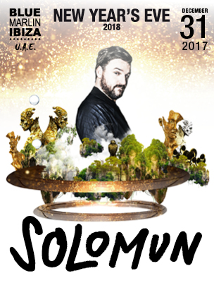 New Years Eve with Solomun at Blue Marlin Ibiza UAE