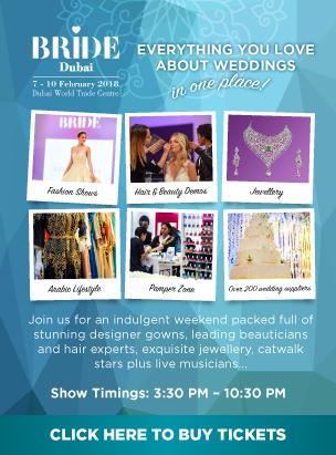 BRIDE Dubai  poster