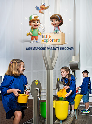 Little Explorers poster