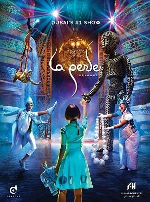 La Perle by Dragone at Al Habtoor City