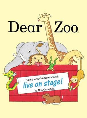 Dear Zoo  poster