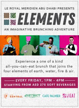 Elements - Brunch poster