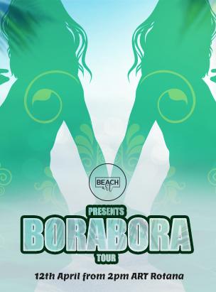 Bora Bora Ibiza at ART Rotana  poster