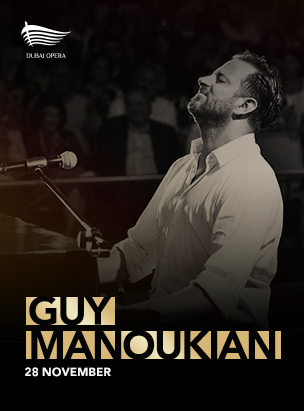 GUY MANOUKIAN poster
