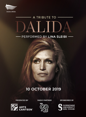 A Tribute to Dalida poster