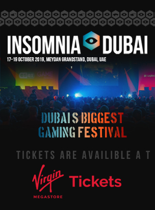 Insomnia Dubai poster