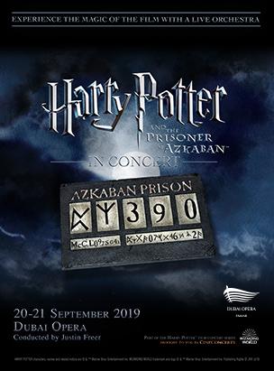 Harry Potter and the Prisoner of Azkaban™ in Concert poster