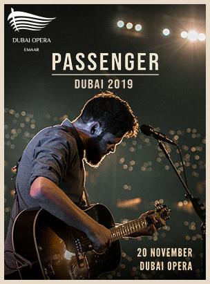 Passenger Live in Dubai  poster