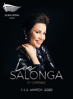 Lea Salonga Live poster