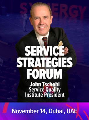 Service Strategies Forum  poster