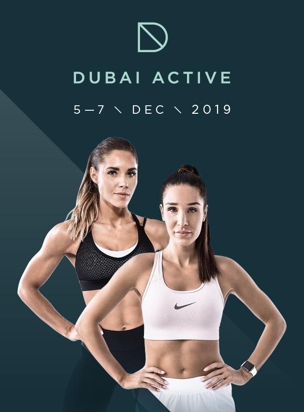 Dubai Active poster