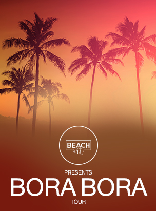 Bora Bora Ibiza Tour Part II at ART Rotana  poster